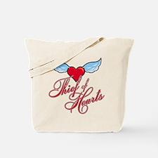THIEF OF HEARTS Tote Bag
