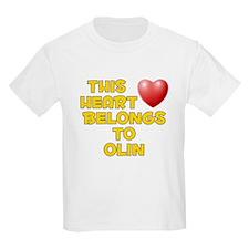 This Heart: Olin (D) T-Shirt