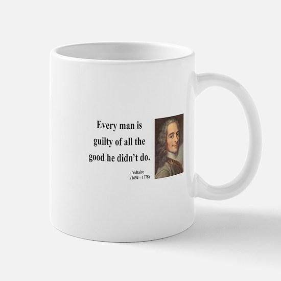 Voltaire 9 Mug
