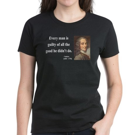 Voltaire 9 Women's Dark T-Shirt