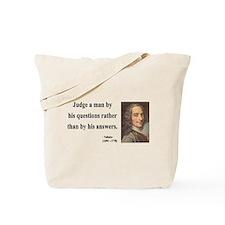 Voltaire 10 Tote Bag