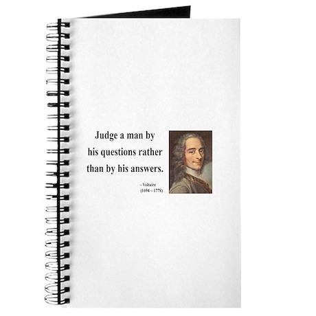 Voltaire 10 Journal