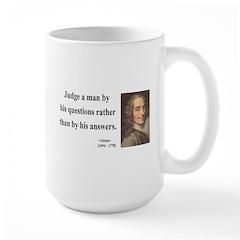 Voltaire 10 Mug