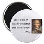 Voltaire 10 Magnet