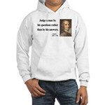 Voltaire 10 Hooded Sweatshirt