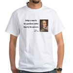 Voltaire 10 White T-Shirt