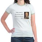 Voltaire 10 Jr. Ringer T-Shirt