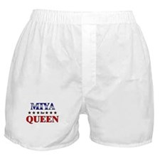 MIYA for queen Boxer Shorts