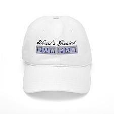World's Greatest PawPaw Baseball Cap