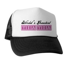 World's Greatest YiaYia Trucker Hat