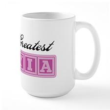 World's Greatest YiaYia Mug