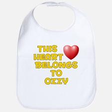 This Heart: Ozzy (D) Bib