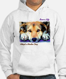 Save a Life - Adopt a Shelter Hoodie