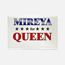 MIREYA for queen Rectangle Magnet