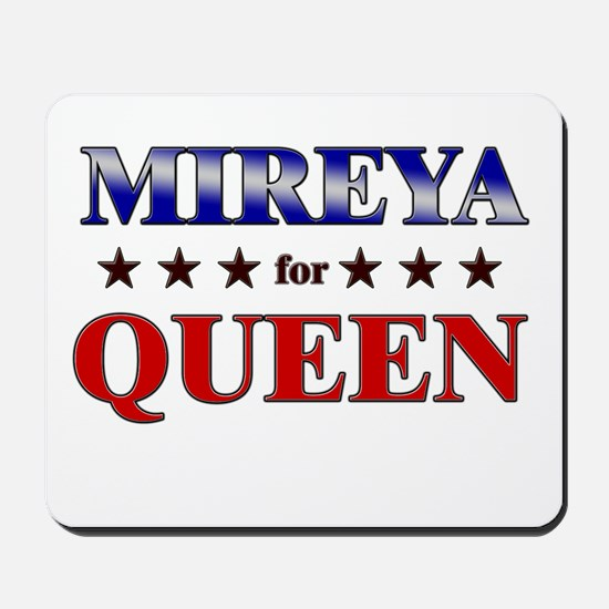 MIREYA for queen Mousepad