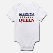 MIREYA for queen Infant Bodysuit