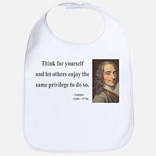 Voltaire 12 Bib