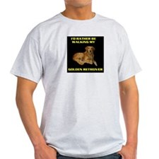 GOLDEN RETREIVER T-Shirt