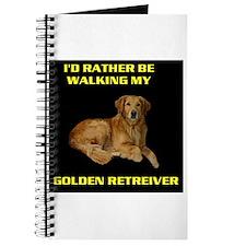 GOLDEN RETREIVER Journal