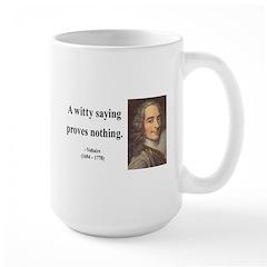 Voltaire 13 Mug