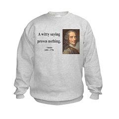 Voltaire 13 Sweatshirt