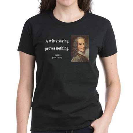 Voltaire 13 Women's Dark T-Shirt