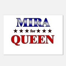 MIRA for queen Postcards (Package of 8)