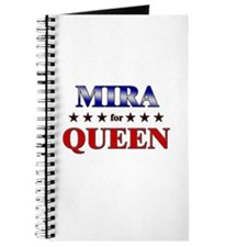 MIRA for queen Journal