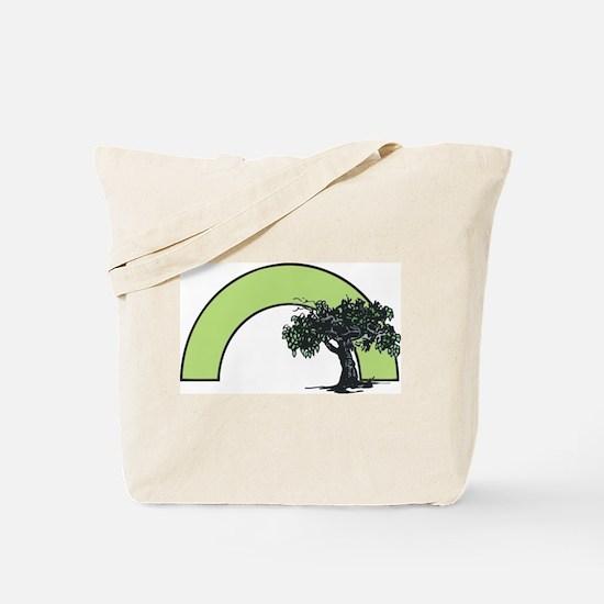 Cool Bodhi tree Tote Bag