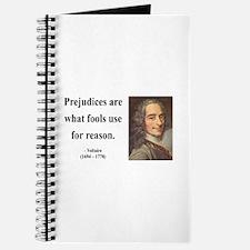 Voltaire 15 Journal