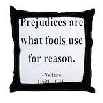 Voltaire 15 Throw Pillow