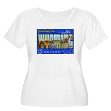 Greetings from Wyoming T-Shirt