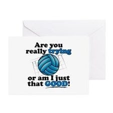Am I that GOOD! Greeting Cards (Pk of 20)