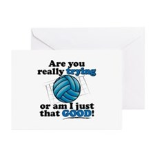 Am I that GOOD! Greeting Cards (Pk of 10)