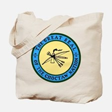 Great Seal of the Choctaw Tote Bag