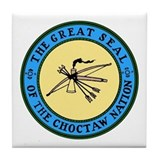Choctaw Drink Coasters
