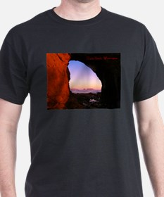 Rialto Beach (caption) T-Shirt