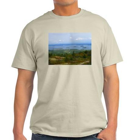 Porcupine Islands (no caption) Light T-Shirt