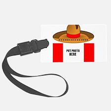 Sombrero Cinco De Mayo Luggage Tag