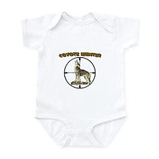 COYOTE HUNTER Infant Bodysuit