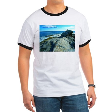 Pemaquid Point (caption) Ringer T