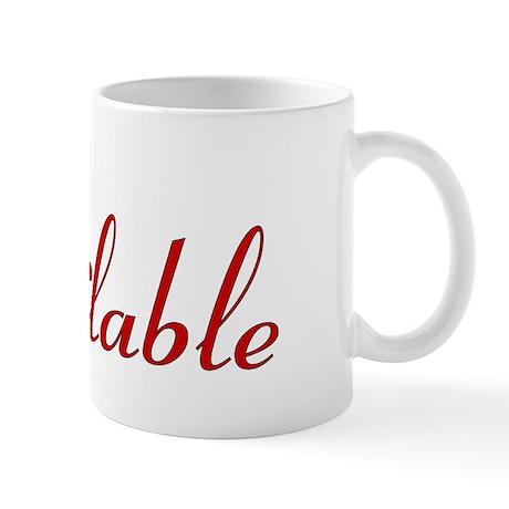 Available Mug