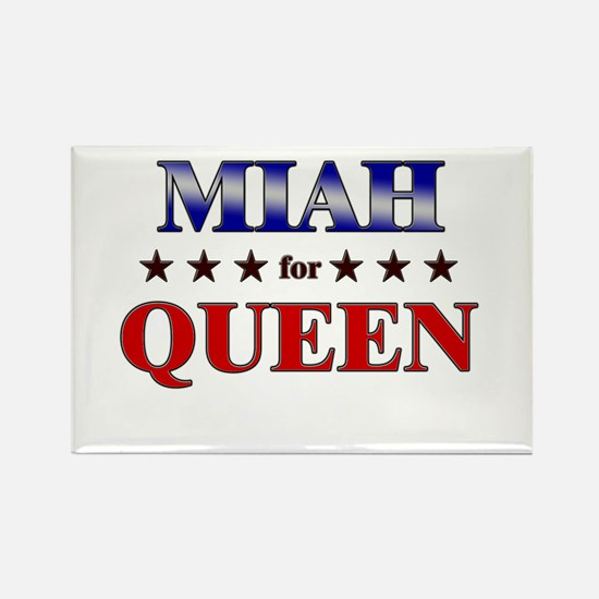 MIAH for queen Rectangle Magnet