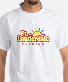 Sunny Gay Ft. Lauderdale Florida Shirt