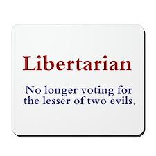 Libertarian Mousepad