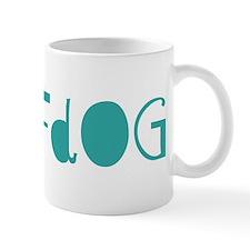 Wolfdog (fun blue) Mug
