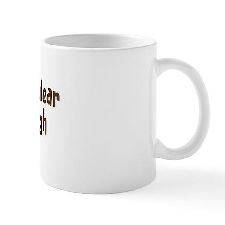 Never enough: Coton de Tulear Mug