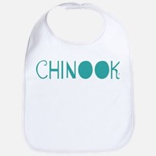 Chinook (fun blue) Bib