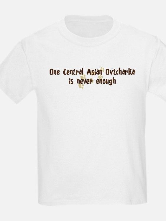 Never enough: Central Asian O T-Shirt