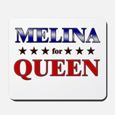 MELINA for queen Mousepad